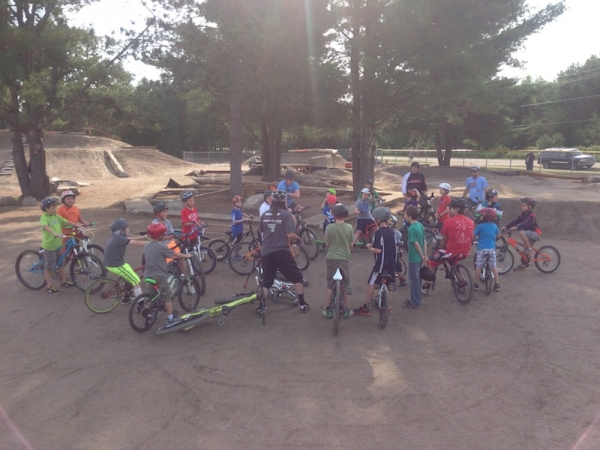 Ride clinic